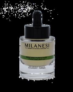 Il siero viso purificante navigli idrata e protegge la pelle dall'inquinamento. Prodotto ricco di aloe vera, lenisce la pelle.