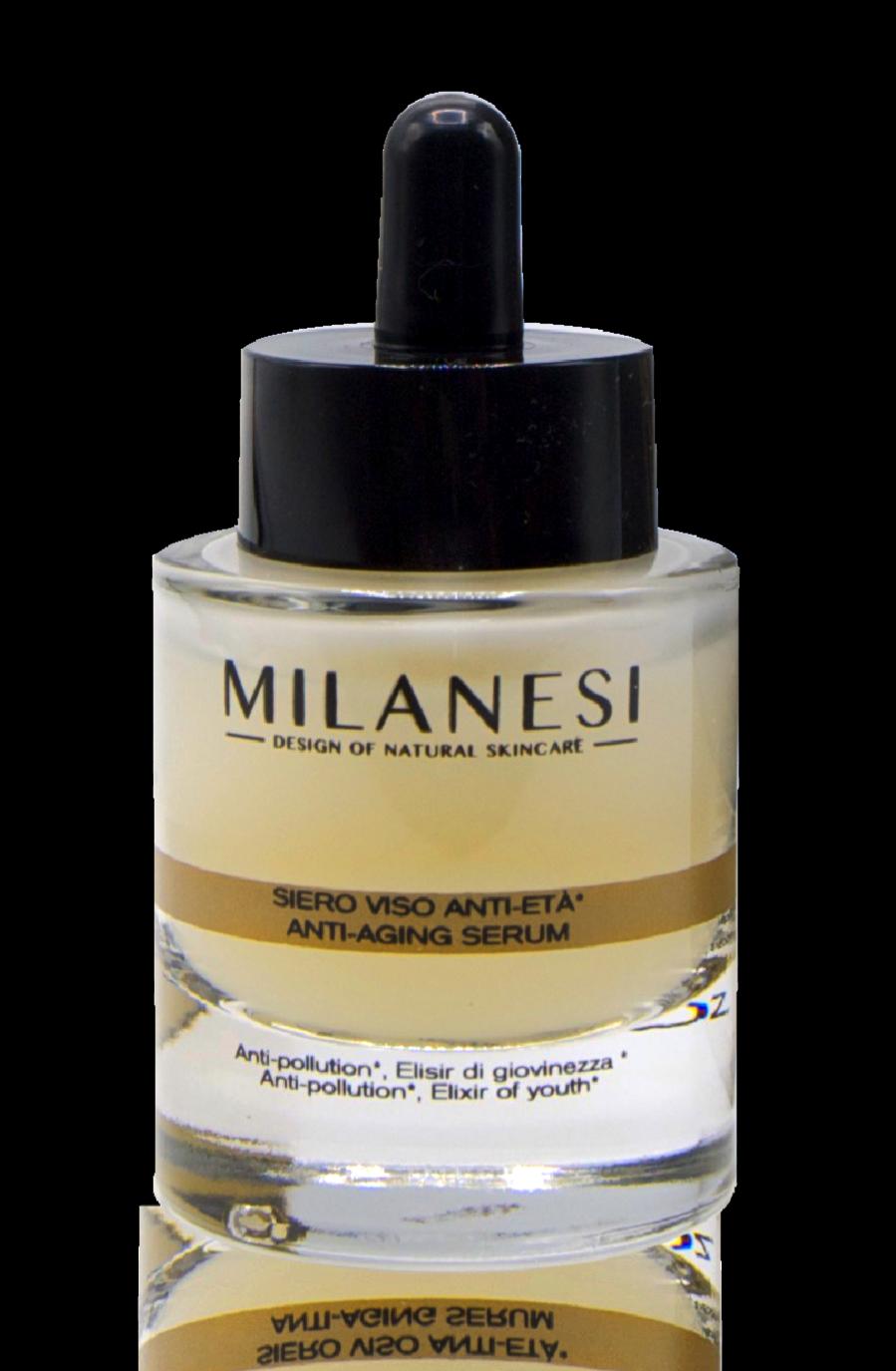 Il siero viso anti-età montenapoleone è un vero elisir di giovinezza, grazie al suo alto contenuto di ingredienti antiossidanti