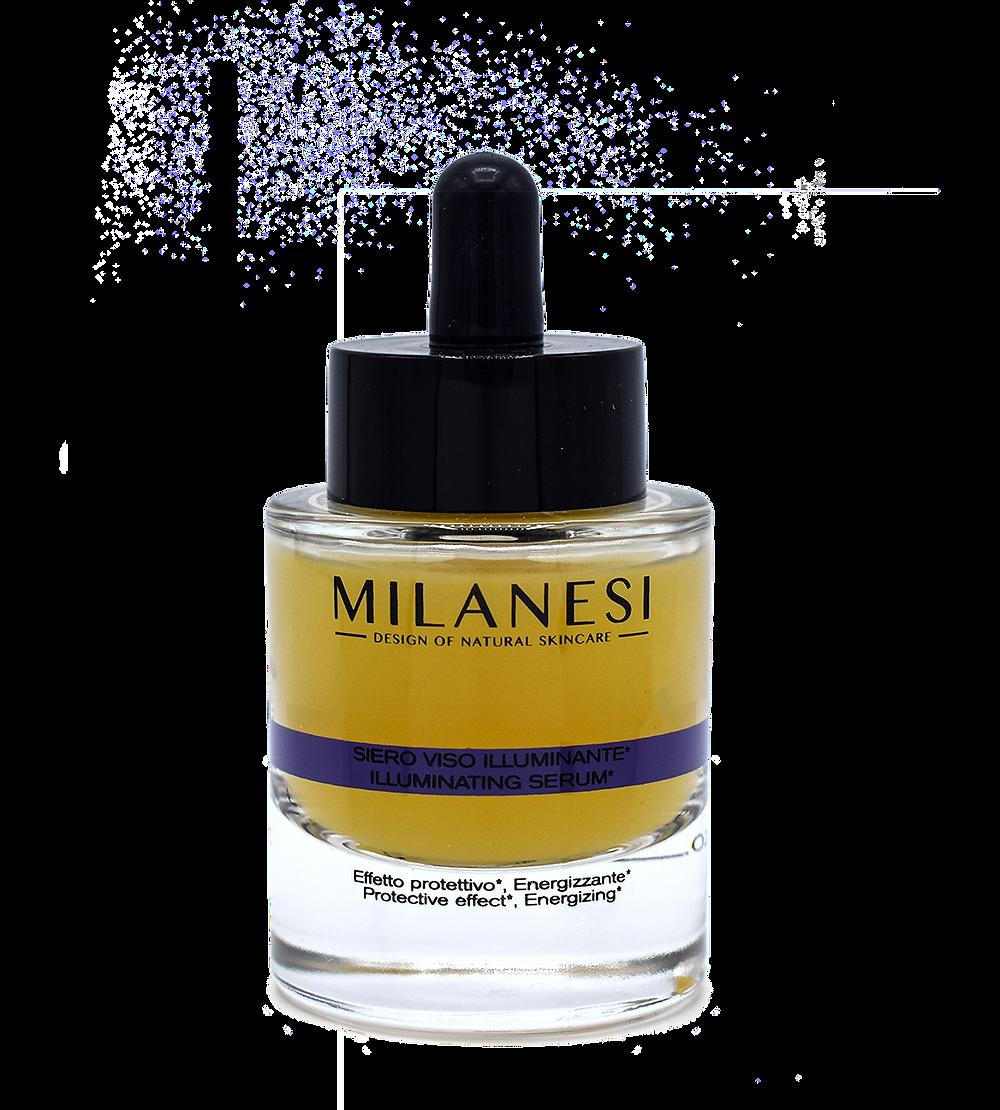 Il siero viso illuminante brera è un prodotto che penetra in profondità della pelle e dona luminosità ed elasticità.