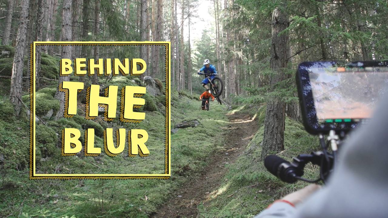 Behind The Blur - Nesbyen