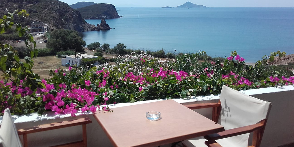 Seminarreise Patmos 2020