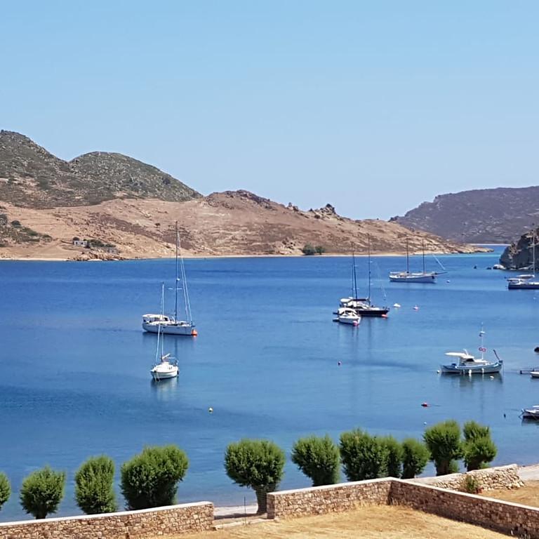 Seminarreise Patmos 2021