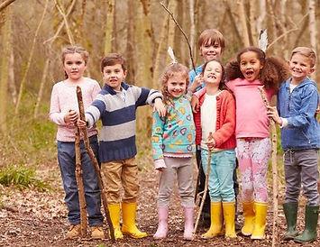 Atelier nature Association les enfants buissonniers