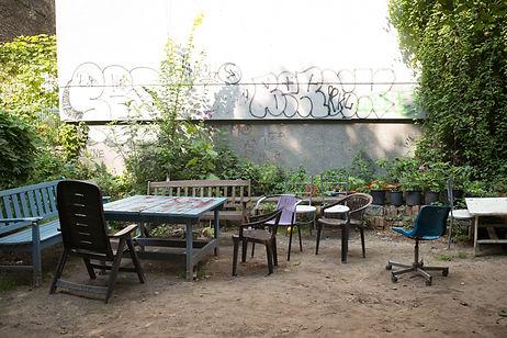 jardin partagé Berlin