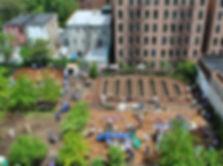 jardin partagé New york