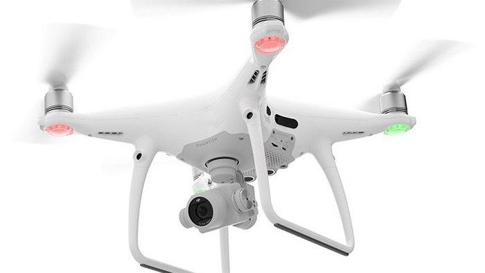 Operador de Drone - Dia