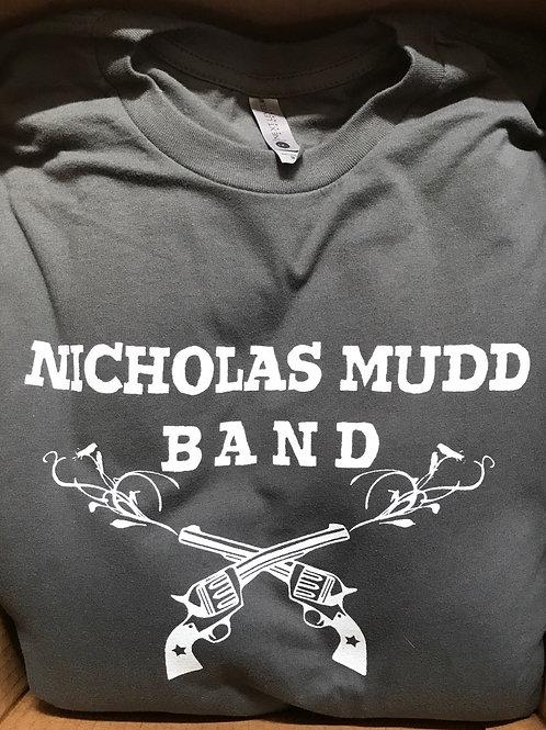 T-Shirt - Nicholas Mudd Band