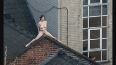 A naked protest! A Weekend @Toynbee Studios during SPILL Festival. 31/08/2015