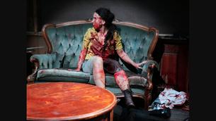 'The Horror' Jakop Ahlbom- London International Mime Festival 2016