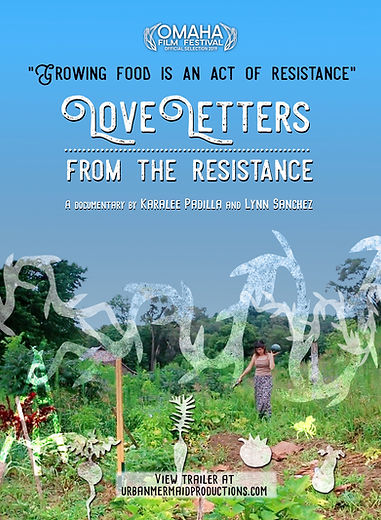 Love Letters From the Resistance POSTER.