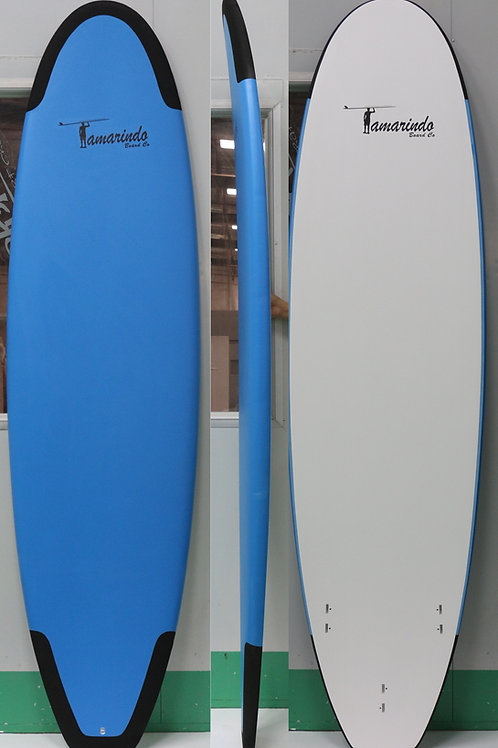 Soft top surf board 7'