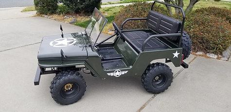 Delux Mini Willys 1200W