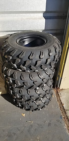 Off Road Tires for Mini Willys