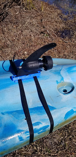 Efin Adaptor for Kayaks and Canoes