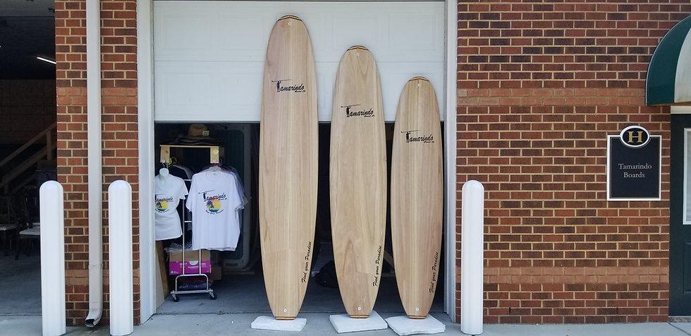 Paulownia Veneer Long Board