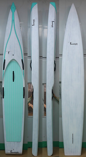 14' Full Carbon Race SUP