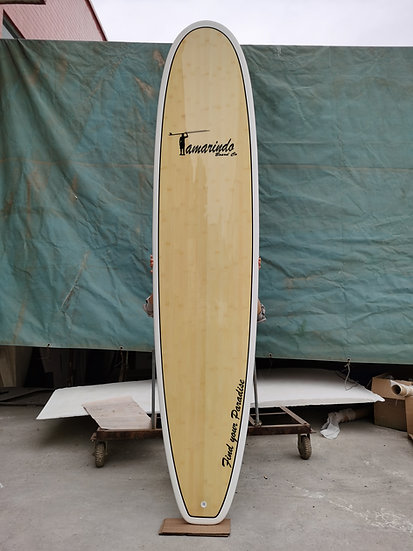 Bamboo Fun-Long Boards