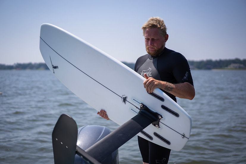 All in One Surf-Wake-Foil