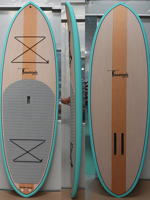 SUP Boards with foil mounts