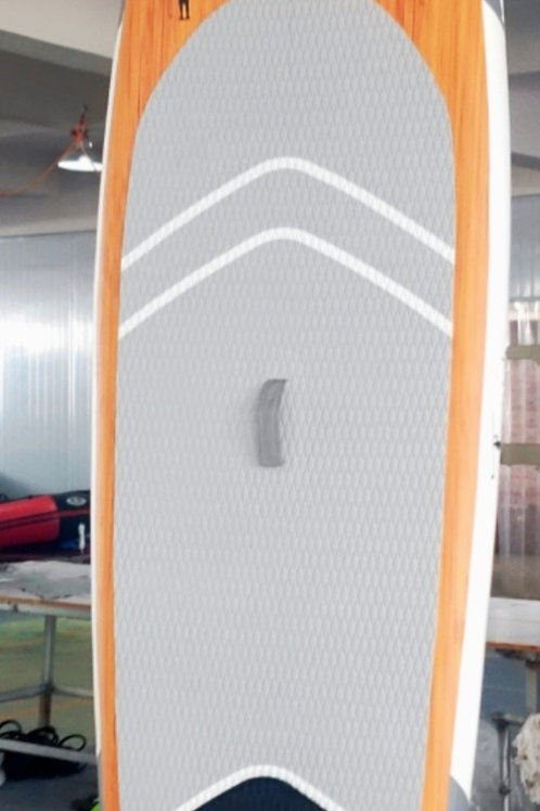 Inflatable Paddle Board (wood grain)