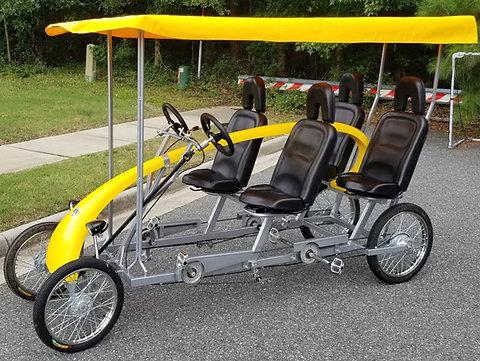 Roadster Surrey Four Seats
