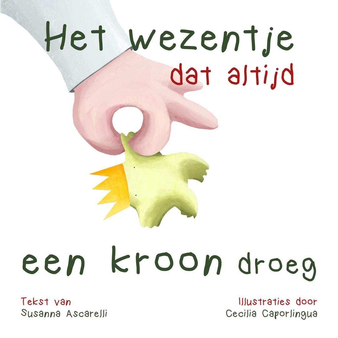 Cover olandese Het Wezentje dat altijd e