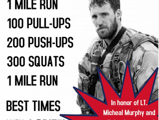 The Murph, with all due respect