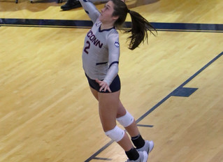 UCONN is 'aces' for Mia Ruffolo