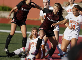 State Champs, Barrington HS girls soccer repeat as state champs!