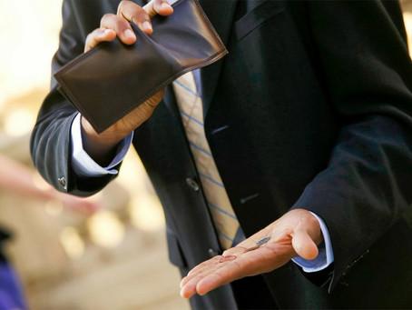 Число потенциальных банкротов в России превысило 1 млн человек