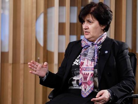 Представитель ВОЗ в РФ заявила, что мир переживает критический этап пандемии