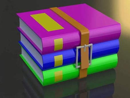 Архиваторы помогают защищать информацию