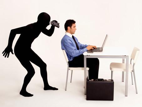 Как защитить компанию от промышленного шпионажа