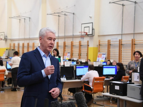 Собянин: ситуация с COVID-19 в Москве становится сложнее и драматичнее