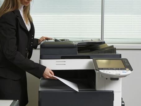 Защита бумажного документооборота с помощью безопасной печати