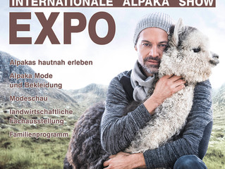 """ALPAKA EXPO 2020 - See You There!"""