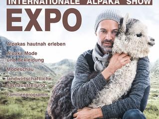 """""""ALPAKA EXPO - Voller Erfolg!"""""""