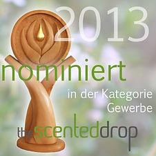 """Awardnominierung in der Kategorie """"Gewerbe"""""""