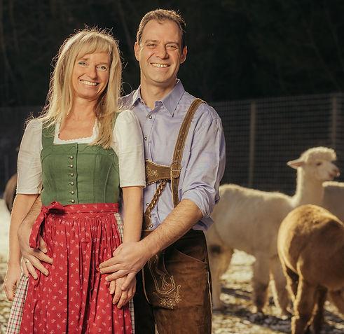 Sabine & Hilbert Hönig Alpakaversum Kraubath