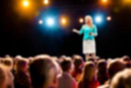 Professionelle Event-Moderation gibt Ihrem Event eine Stimme!