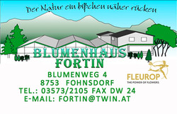Blumenhaus Fortin