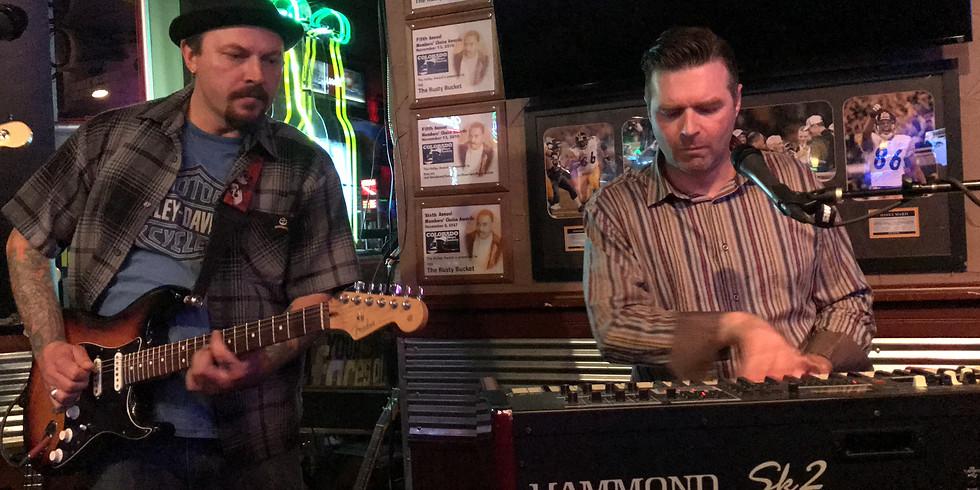 Michael Hornbuckle Band @The Rusty Bucket