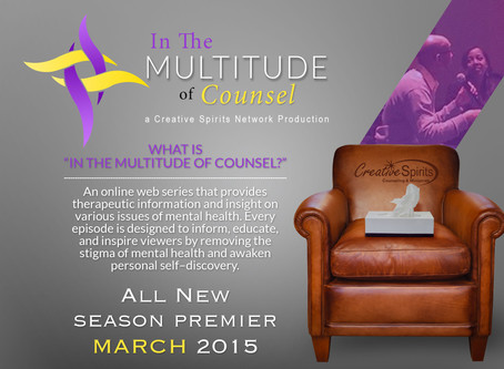 """New Webshow Coming Soon: """"In the Multitude of Counsel"""""""