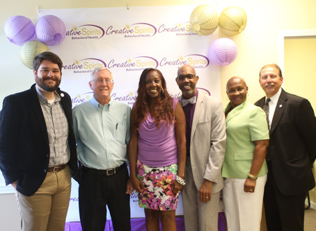 """A Million """"THANKS"""" to all who attended our Ribbon Cutting Ceremony on June 26, 2017."""