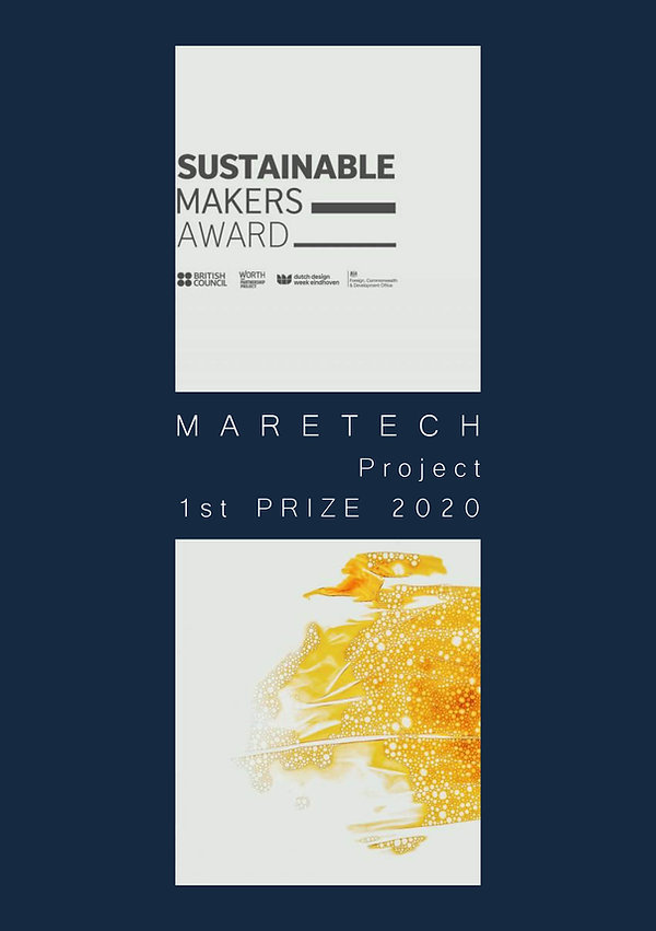 SUSTAINABLE MAKERS AWARD 2020