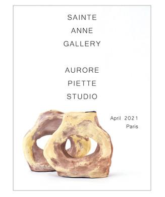 SAINTE ANNE GALLERY - Aurore Piette Studio