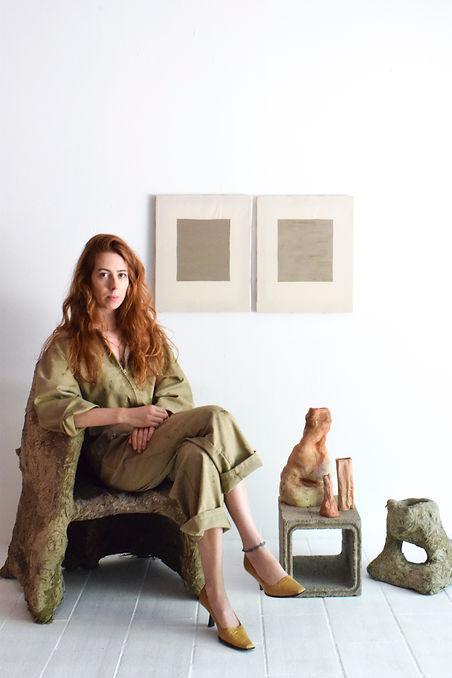 Autarky Portrait Aurore Piette Studio