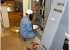 Maintaining and troubleshooting commerical electrical equipment