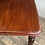 Thumbnail: A large early Victorian mahogany extending dining table