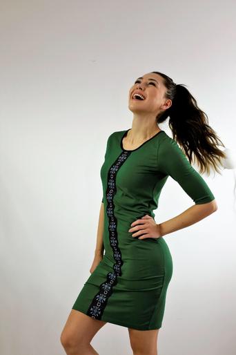 Grøn Future Dress